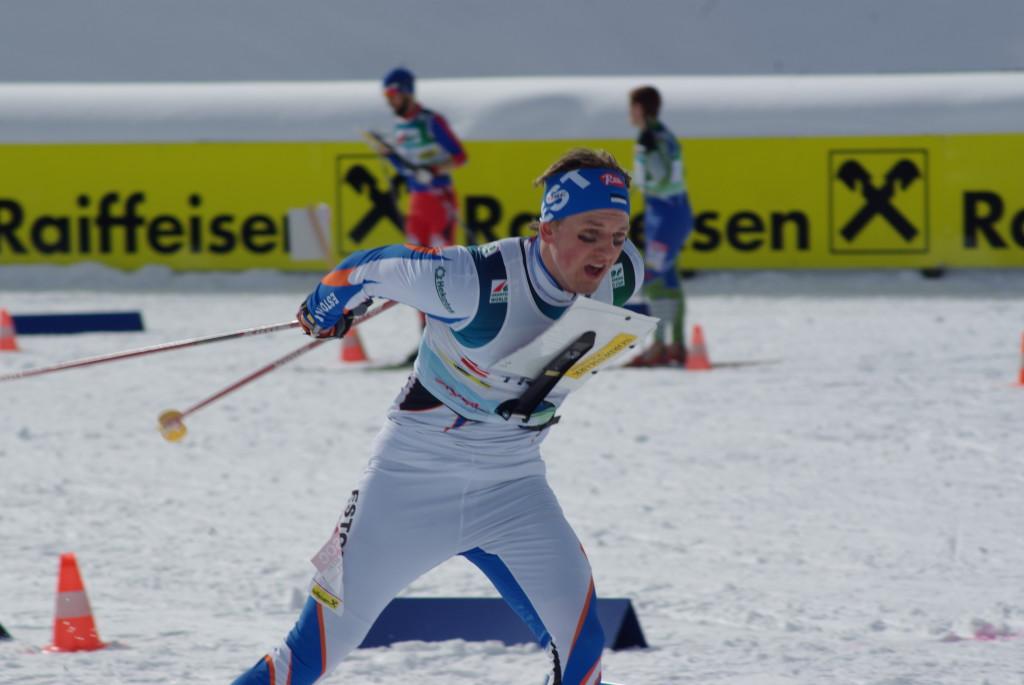 Mattis Jaama - Euroopa MV 14. koht. Foto autor Ülo Kõivo